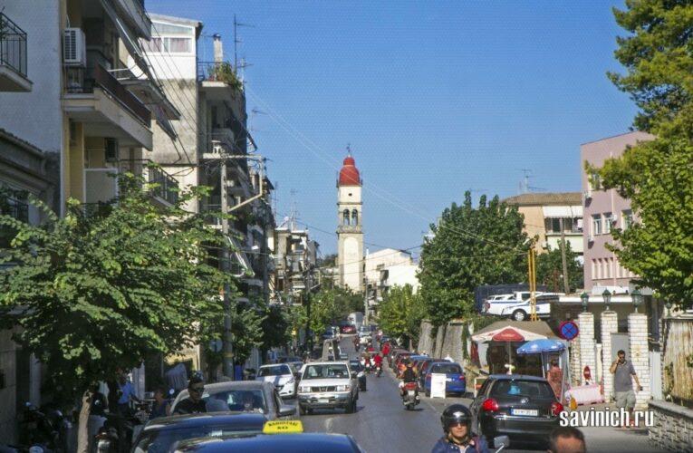 Корфу. Самый зеленый остров Греции.Немного истории Корфу. 1-ая часть