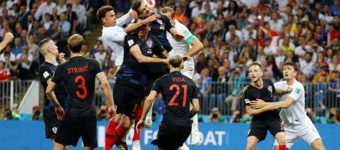 Футбол. Лига наций. Англия – Хорватия . Прямая трансляция. 18 ноября 2018.