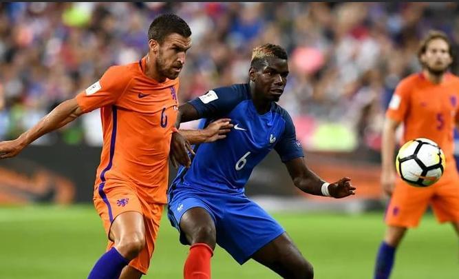 Футбол.  Нидерланды – Франция /22:35/16 ноября 2018