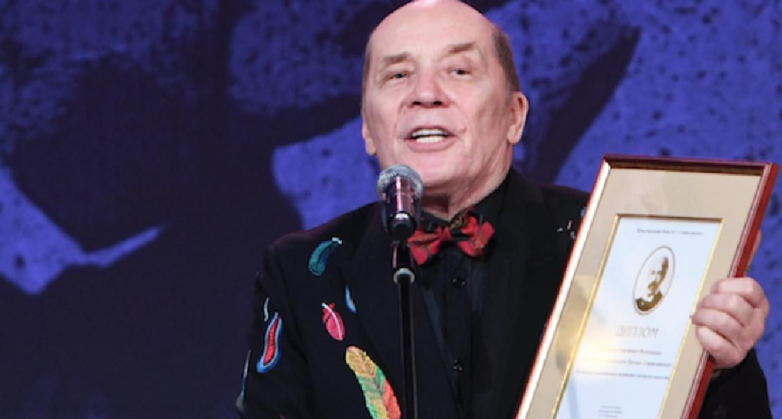 Премия Станиславского 19 ноября 2018.