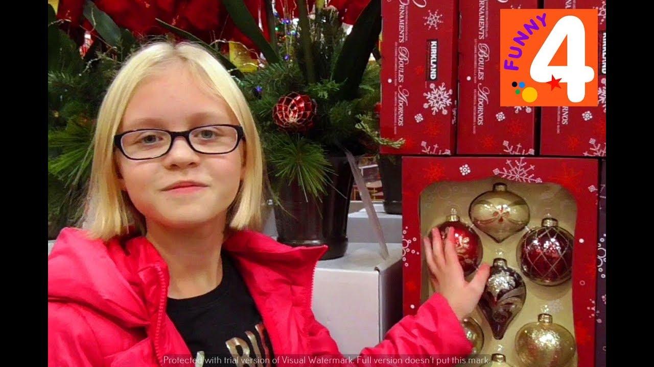 США Шоппинг к Новому  году  НОВОГОДНИЕ УКРАШЕНИЯ и подарки
