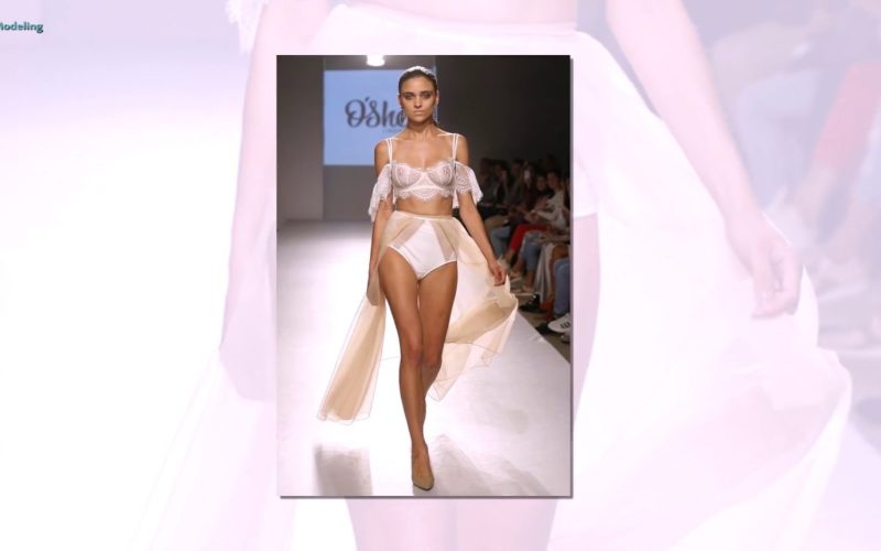 O`She Lingerie - Mercedes-Benz Kiev Fashion Days - SS'18 - 2017-2018 - (MBKFD - MODELS)