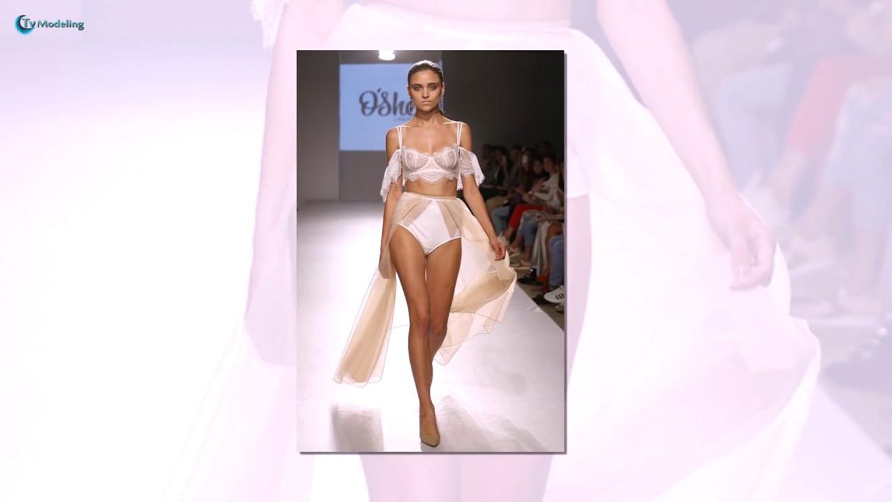 O`She Lingerie - Mercedes-Benz Kiev Fashion Days - SS'18 - 2017-2018 - (MBKFD - MODELS)