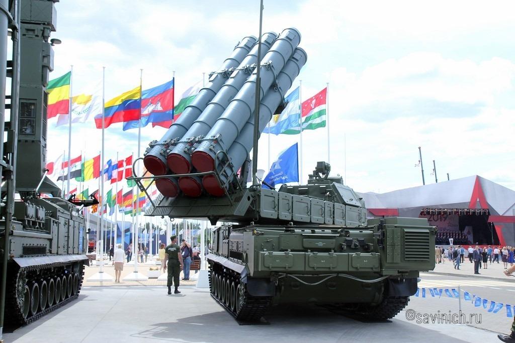 """""""Армия-2019"""" международный военно-технический форум (часть 1)"""