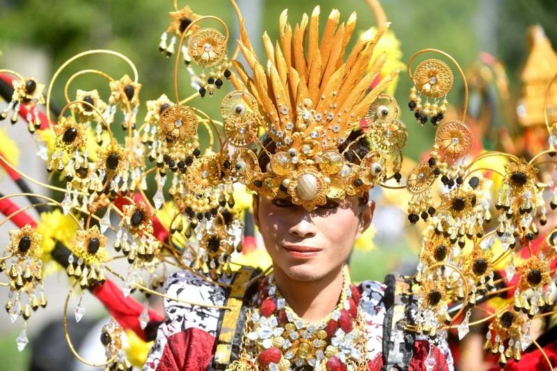 Почо-почо, как главная фишка фестиваля Индонезии в Москве