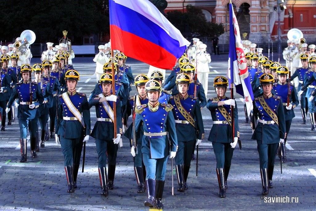 Президентский оркестр, Рота специального караула Президентского полка