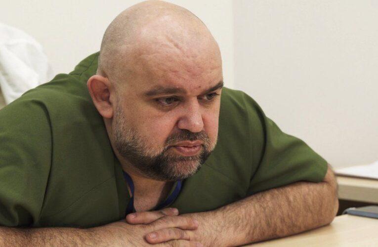 """Главврач больницы в Коммунарке Денис Проценко: """"Я за карантин в Москве. Вопрос в цене закрытия"""""""