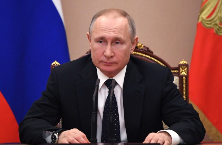 Обращение Путина к гражданам по коронавирусу