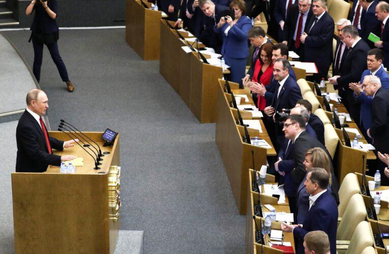 Полный текст выступления президента РФ Владимира Путина в Госдуме 10 марта 2020 года(вторая часть)