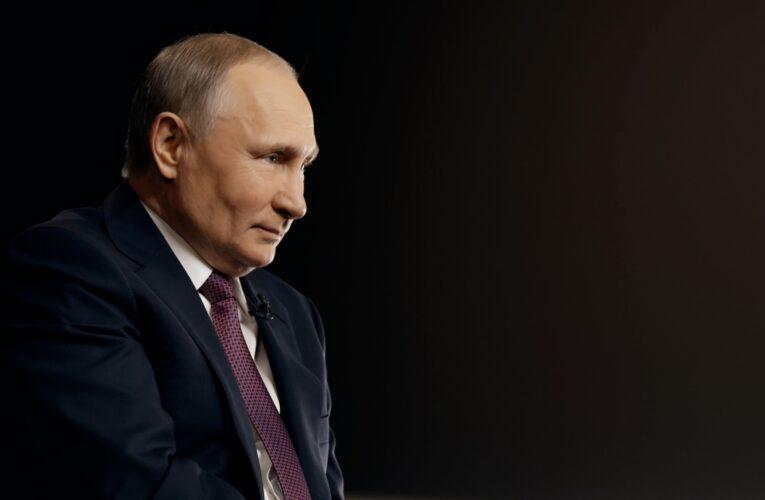 Об Украине (интервью ТАСС).Владимир Путин