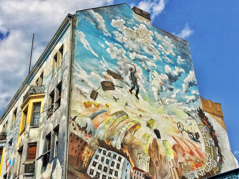Онлайн-экскурсия «Альтернативный Берлин»