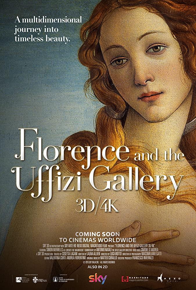 Флоренция и Галерея Уффици /