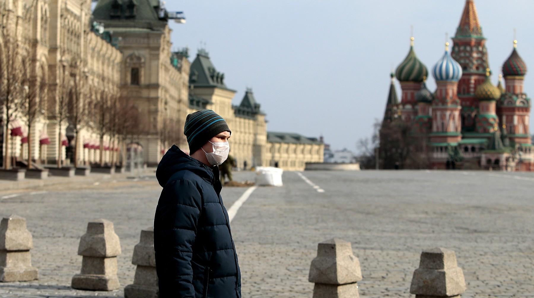 Названы обязательные условия для передвижения по Москве пешком