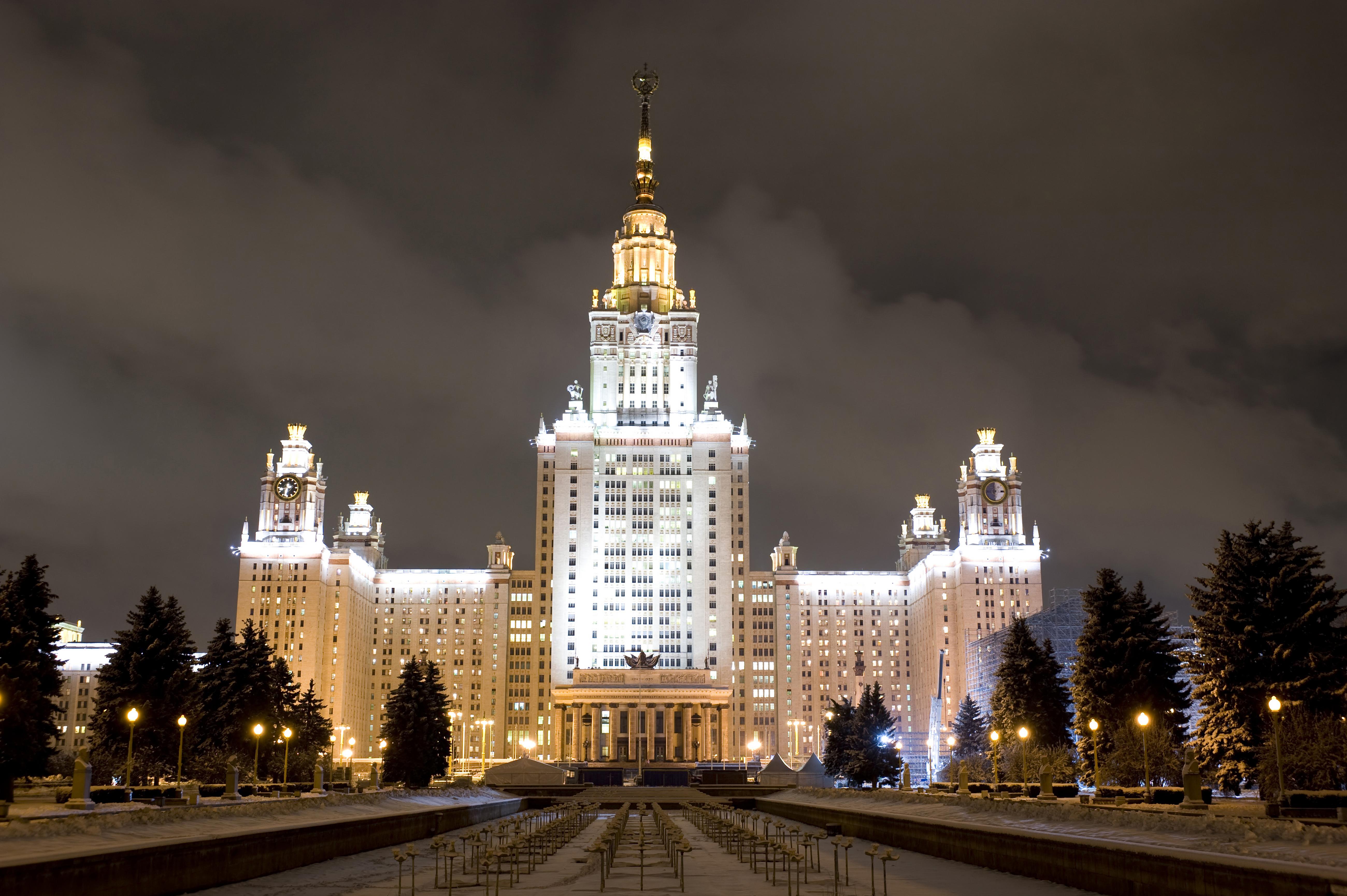 Ректор МГУ объявил о крупнейшей в истории вуза реорганизации