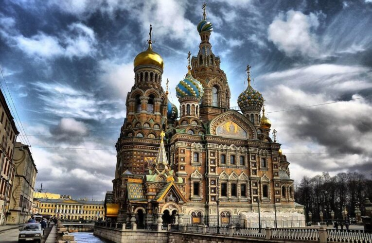 Собор Спаса на Крови в Санкт Петербурге