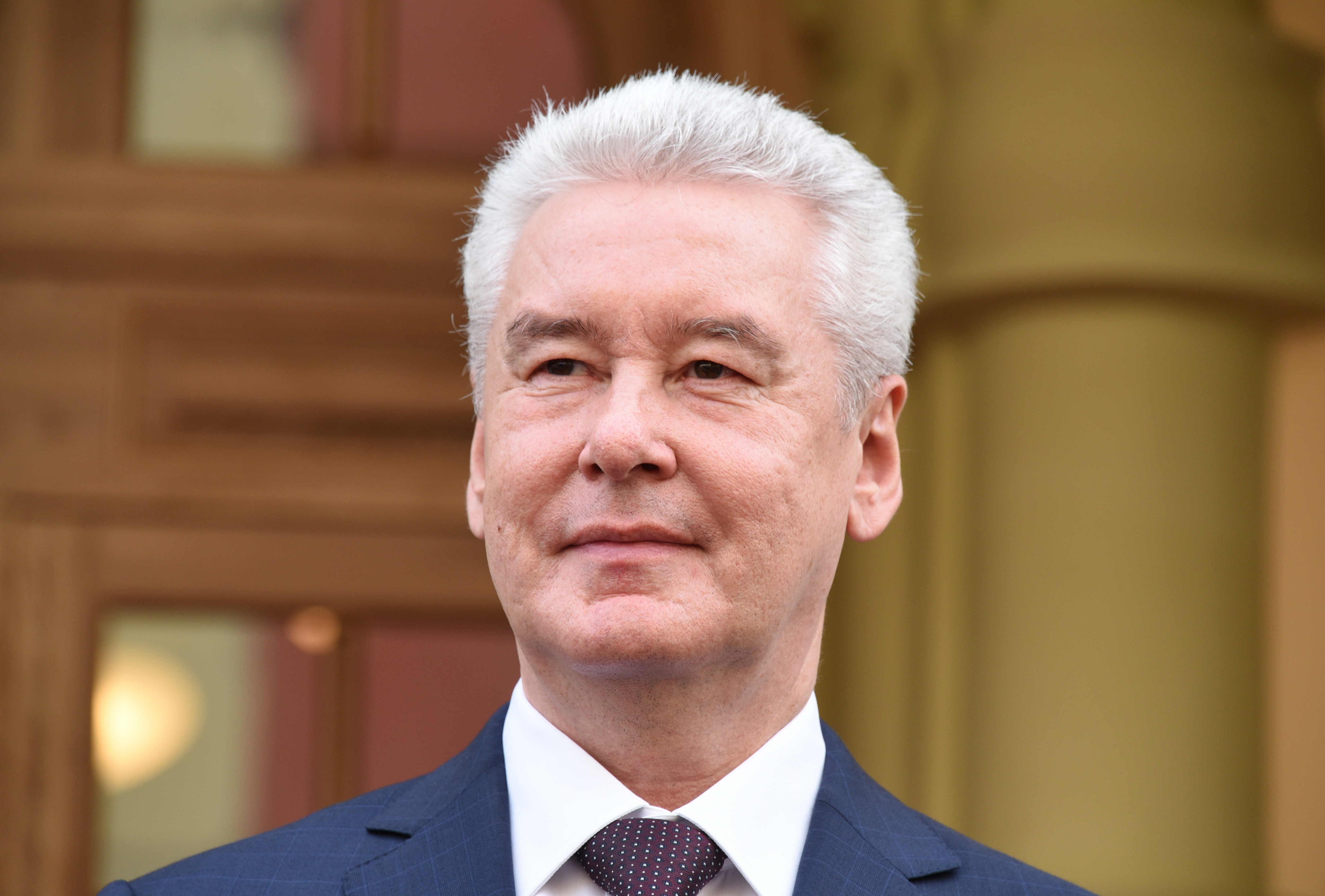 Собянин заявил об отсутствии необходимости вводить пропускной режим