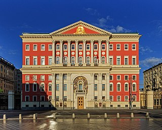 Экскурсия «Мэрия Москвы: что таит в себе дворец 18 века»