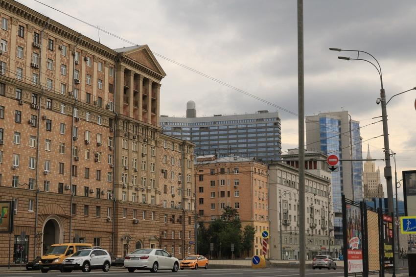 Экскурсия «Новинский бульвар»