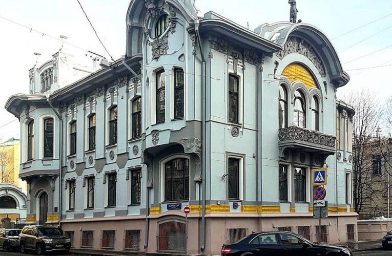 Экскурсия «Поварская улица: от советского авангарда до русского узорочья»