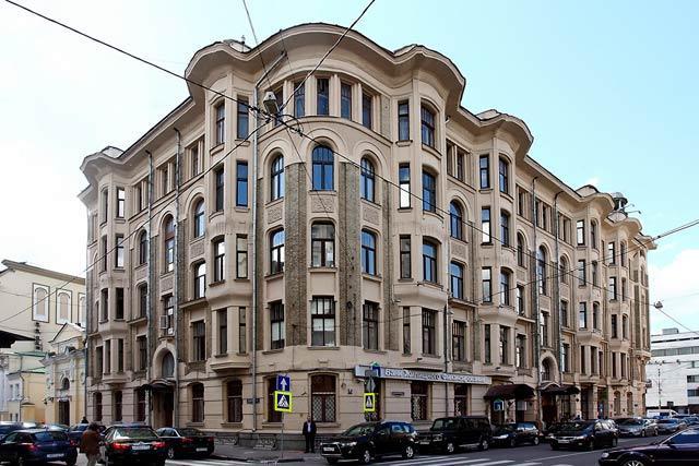 Экскурсия «Спиридоновка: как козье болото превратилось в престижную улицу»