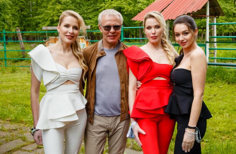 Вячеслав Фетисов и группа Queens встретились с… зубрами