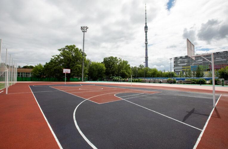 Стадион в парке «Останкино» открылся после реконструкции
