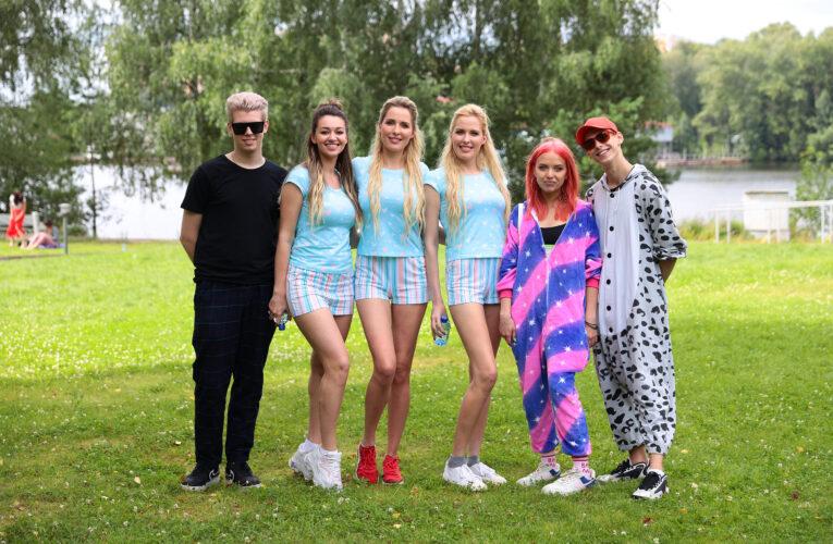 Алиса Толкачева «выгуляла» свою тотемную пижаму на Pajamas Queens Party