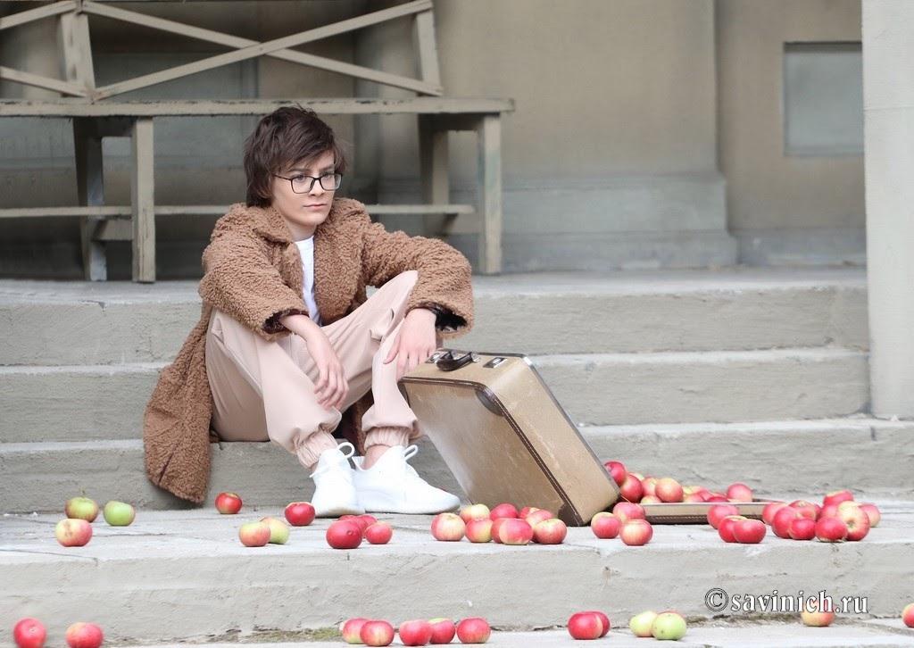 Евгения Климкова (бренд Klimkova kids) в проекте CINEMA FASHION