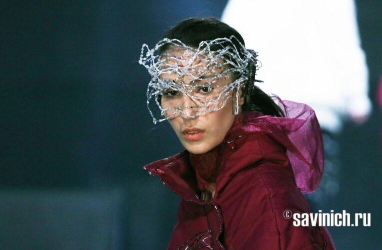 Анастасия Чернышова. Показ на МКММ COUTURE FASHION SHOW 24 сентября 2020