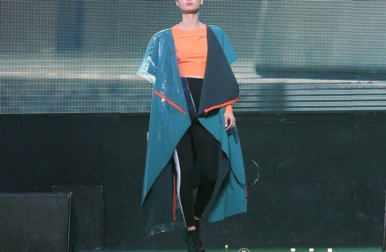Анастасия Трофимова показ на МКММ COUTURE FASHION SHOW 24 сентября 2020