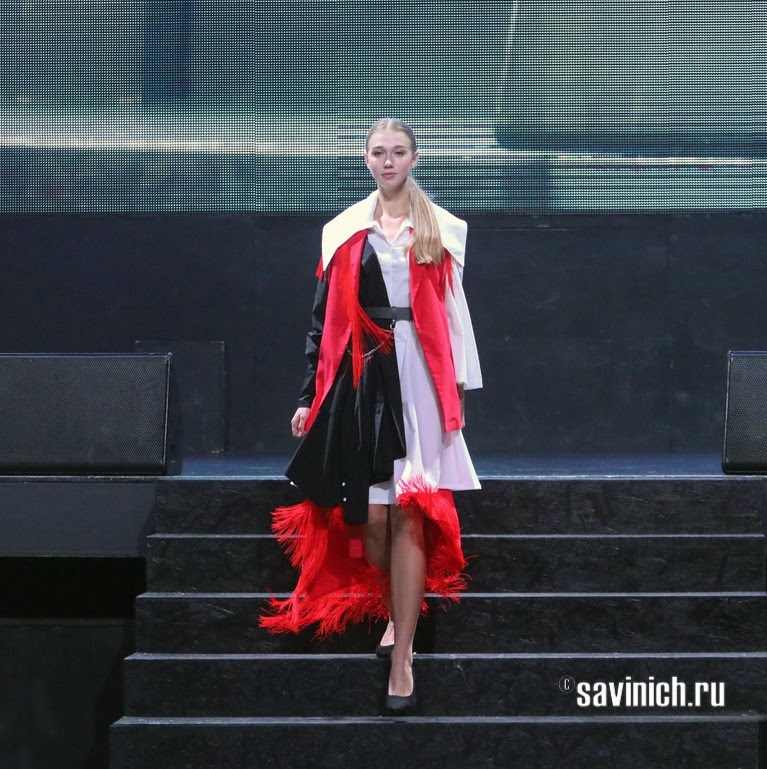 GERANIKA. Показ на МКММ COUTURE FASHION SHOW 24 сентября 2020