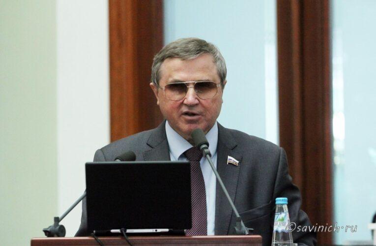 Депутат Госдумы Смолин О.Н. поздравляет с Днем учителя