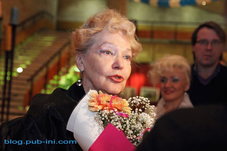 Умерла 93-летняя народная артистка Ирина Скобцева