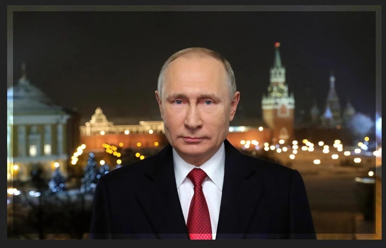 Поздравление Владимира Путина с Новым годом 2021: прямая онлайн-трансляция Читайте на WWW.KP.RU: https://www.kp.ru/daily/27224.3/4347355/