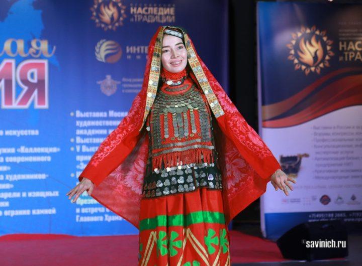 """Московский Башкирский Театр «Ильгам» на """"РусАртСтиль"""""""