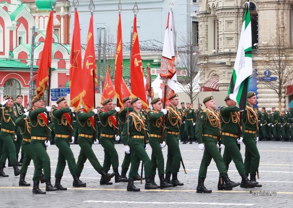 Парад Победы 2021. 38-я отдельная железнодорожная бригада