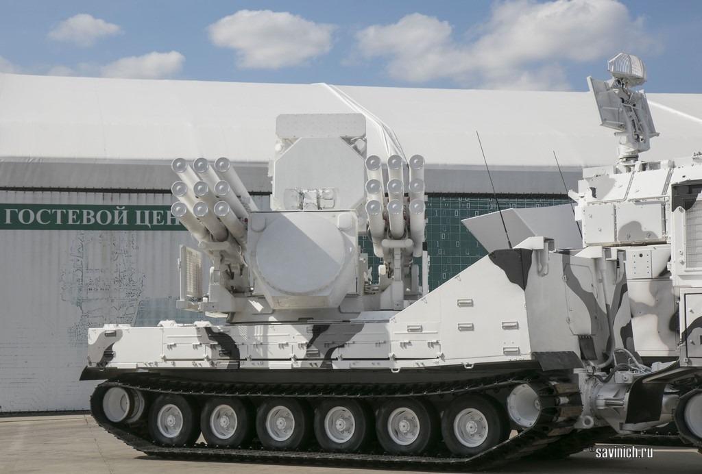 Военная техника для Арктики на форуме Army2021