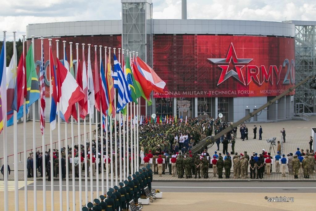 """Форум """"Армия 2021"""". Открытие. Army2021."""
